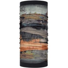 Buff Scaldacollo tubolare reversibile in pile, colorato
